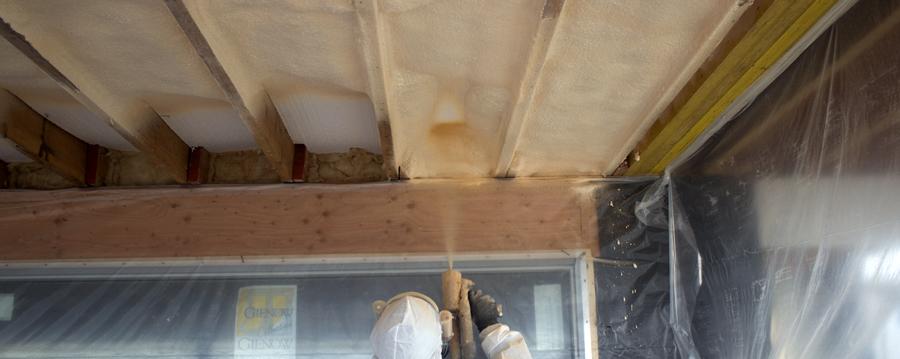 Spray foam alpine insulation and island spray foam for Alternatives to spray foam insulation