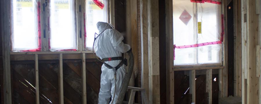 Foam insulation resume