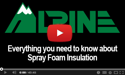Alpine Insulation: Vancouver Island's only full service Insulation Contractor Everything you need to know about Spray Foam Insulation